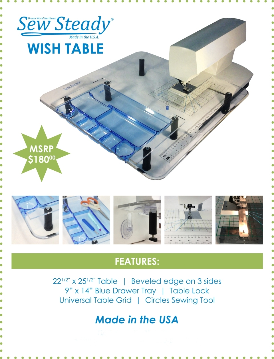 WISH TABLE